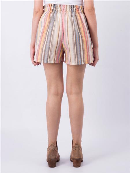 Short Colorful Stripes
